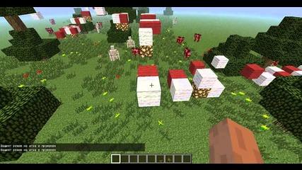Minecraft Jump Map By:znaka