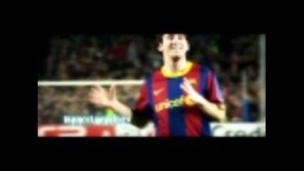 Lionel Messi Голове и Умения - 2011 Hd