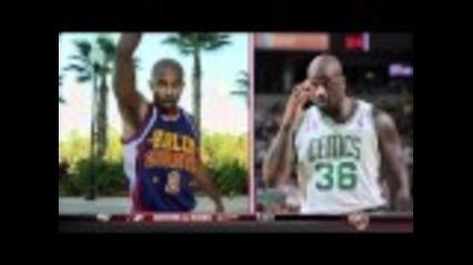 Dizzy Impersonates Lebron James, Shaq, Kobe Bryant, and Michael Jordan