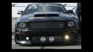 Supercharged 2005 Mustang