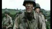 Iron Maiden - The trooper - Saving private Ryan
