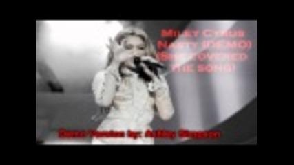 Miley Cyrus - Get Nasty