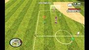 Gta Soccer Team Play for San Andreas