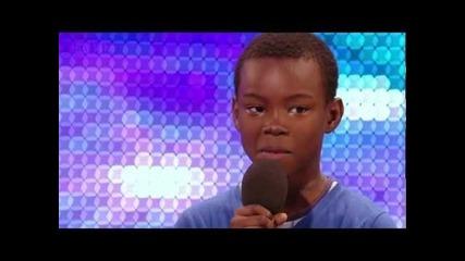 Malaki Paul Uncut [hd] - Britains got talent 2012 (auditions)