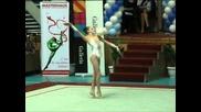 """Simona Yakimova Ball Nt """"julieta Shishmanova"""" 2012"""