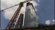 Мегаструктури: Шанхайската супер кула