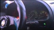 Mazda 323f Turbo acceleration