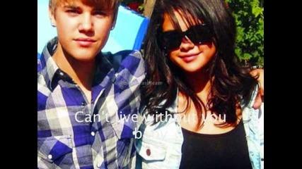 Justin + Selena = Jelena