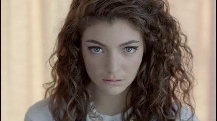Lorde - Royals (американската версия) [official Video]