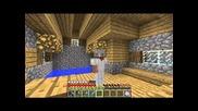 Minecraft Monster Survival S2e8 Dini na povarhnosta!!!