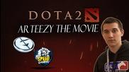 Dota 2 - Arteezy The Movie