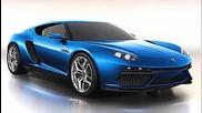2014 Lamborghini Asterion Lpi 910-4 Hybrid Concept 4wd 5.2 V10