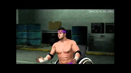 Wwe '12 Raw Rewind: John Cena & Eve Kiss In Front Of Zack Ryder