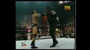 The Undertaker vs The Rock (5/17/1999)