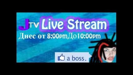 Jtv Livestream