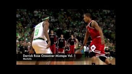 Derrick Rose Crossover mix