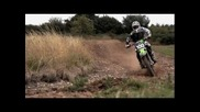 Tommy Searle prepares for Motocross of Nations 2011: private track session