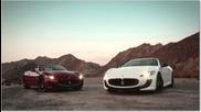 2013 Maserati Grancabrio Mc - International Debut at Paris Motor Show