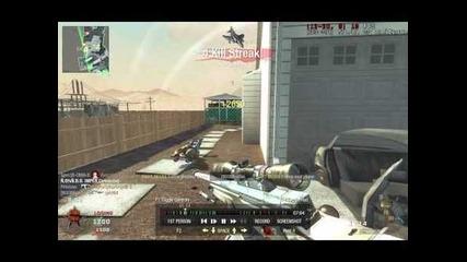Black Ops Sniper Try