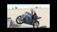 jessica maine moto stunt