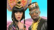 Katy Perry - Dark Horse Parody Key of Awesome #85 Пародия