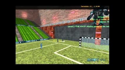 Soccerjam Danger-cs.eu Clan Script Game play