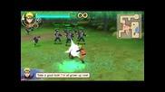 Naruto Ultimate Ninja Impact - Psp Gameplay