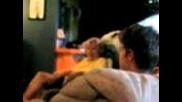 Побърканият се кара с баба си 6-то видео [ Смяхх!!!]