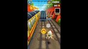 Subway surf-the new highscore