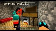 Minecraft оцеляване with Боби и Иво част 4 - фермата