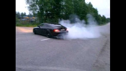 Cls 55 Amg perfect burnout