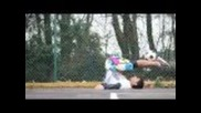 Impossible new tricks football freestyle 2011-the most amazing Martials Arts Tricking and Freestyle