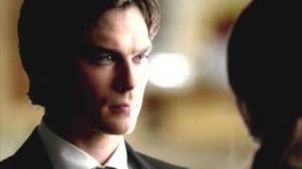 Damon & Elena - Season 4 Episode 7 Moments
