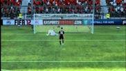 Fifa 12 - Peanalty kicks [bayeren Munchen vs. Real Madrid]
