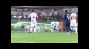 Отселу-манчестер юнайтед 0:2 Шампионска лига
