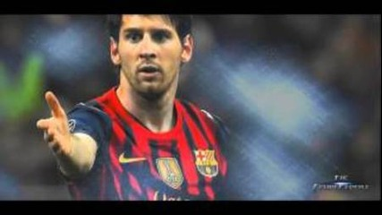 Lionel Messi | 2012 | Glad You Came | Hd