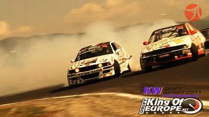 King of Europe Drift Series Round 6 - Romania 2011
