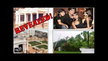 Shahrukh Khan's House Footage & Pictures