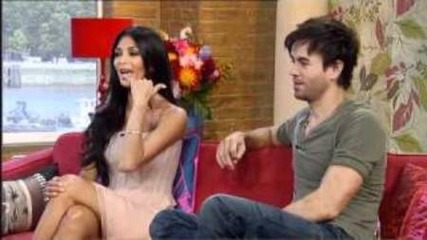 Nicole Scherzinger & Enrique Iglesias - Interview (this Morning - 7th October 2010