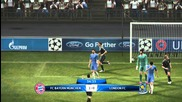 Pro Evolution Soccer 2013 !! Gameplay Bayern Munich - Chelsea