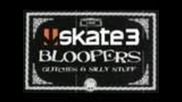 Skate 3 Bloopers, Glitches & Silly Stuff