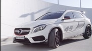Mercedes Gla 45 Amg Concept - Official Trailer