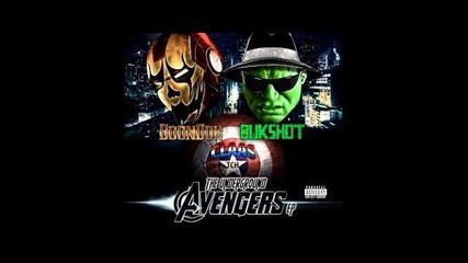 The Underground Avengers full ep boondox bukshot claas