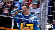 Шампионите на F1