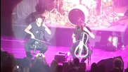 2 Cellos - Smells Like Teen Spirit - Live in Sofia, 9.12.2014