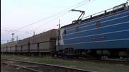 46 041.0 с товарен влак заминава от Бургас пристанищна