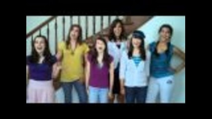 Страхотно изпълнения на 6 страхотни момичета .. !!