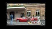Supercars In London Vol 18 - Austalian Scuderia, Countach + Superleggera Flooring It, 458 Spider Etc