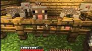 Minecraft: Сървайвъл ч.8 с.2 -подреждането