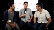 Fifa 13 E3 Interview with Producers David Rutter & Santiago Jaramillo